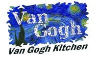 Van Gogh Kitchen
